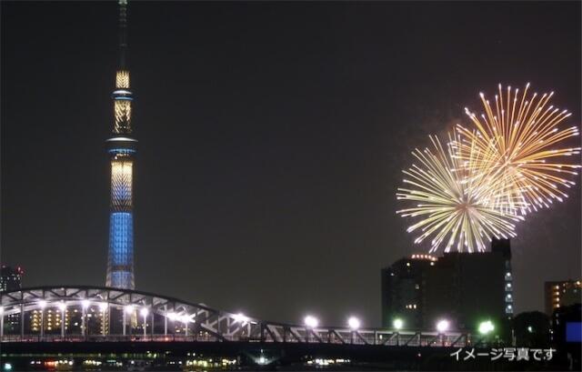 2020年は中止が決定!隅田川花火大会のルーツ&「かぎや」「たまや」って?