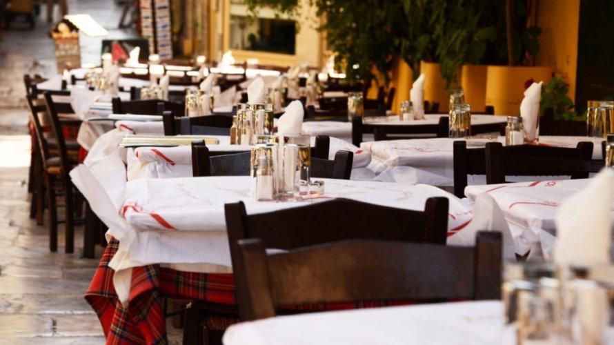 海外のレストランで気を付けること。